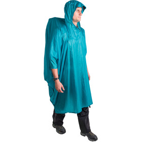 Sea to Summit Ultra-Sil Nano 15D Tarp Poncho Blue